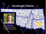 southeast district