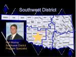 southwest district