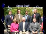 state staff
