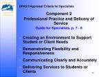 dpas ii appraisal criteria for specialists18