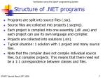 structure of net programs