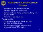 additional informed consent content17