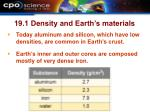 19 1 density and earth s materials18