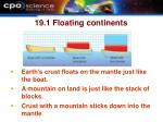 19 1 floating continents23