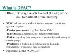 what is ofac