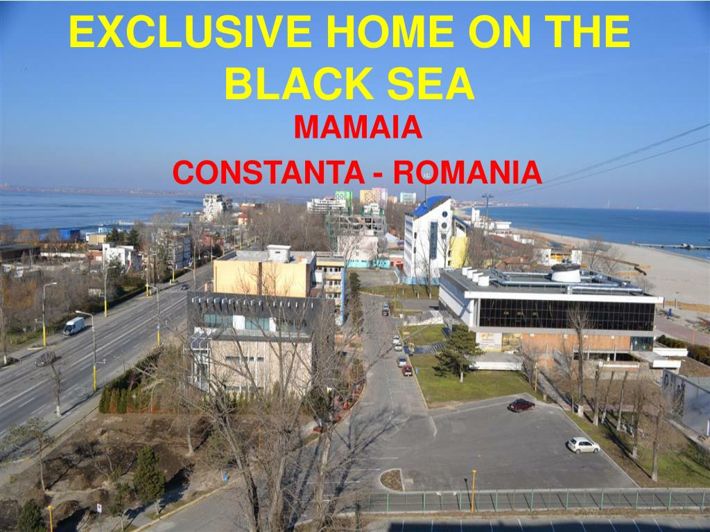 exclusive home on the black sea l.