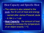 heat capacity and specific heat15