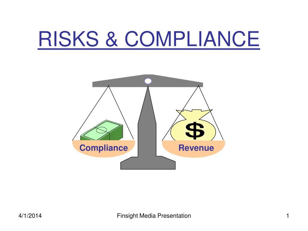 risks compliance l.