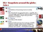hl7 snapshots around the globe asia 1