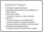 implement program17