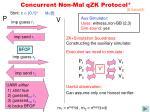 concurrent non mal qzk protocol30
