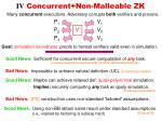 iv concurrent non malleable zk