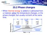 25 2 phase changes