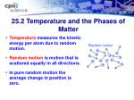 25 2 temperature and the phases of matter19
