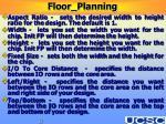floor planning22