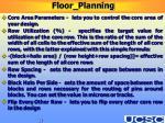 floor planning23