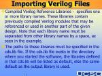 importing verilog files14