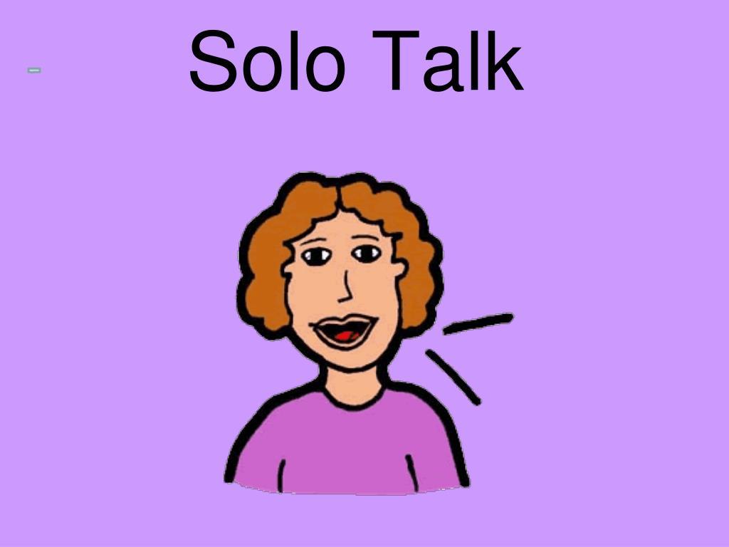solo talk l.