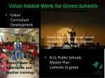 green power girl assemblies and teacher trainings