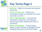 key terms page 3