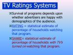 tv ratings systems