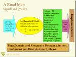 a road map signals and systems