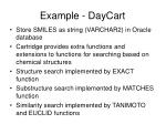example daycart