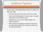 netburst pipeline