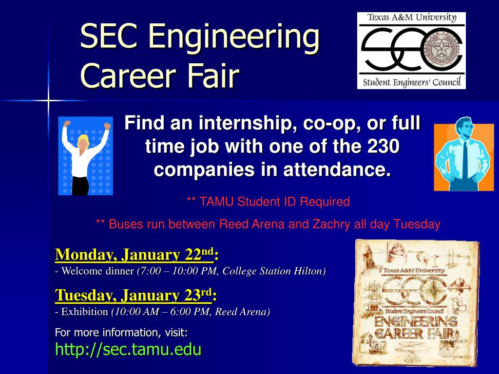 sec engineering career fair l.