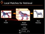 local matches for retrieval1