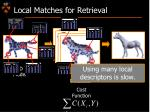 local matches for retrieval2