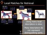 local matches for retrieval3