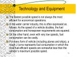 technology and equipment73