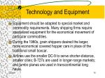 technology and equipment76