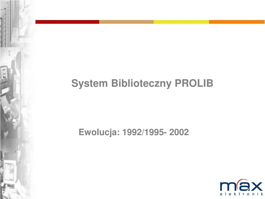 system biblioteczny prolib l.