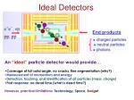 ideal detectors