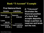 bank t account example19