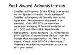post award administration33