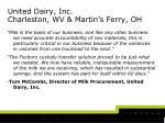 united dairy inc charleston wv martin s ferry oh