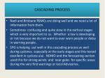 cascading process