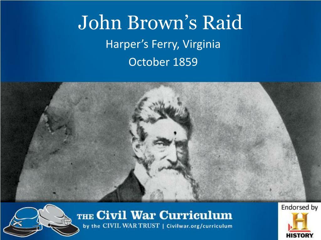 john brown s raid l.