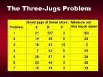 the three jugs problem26