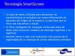 tecnolog a smartscreen32