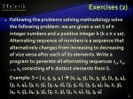 exercises 2