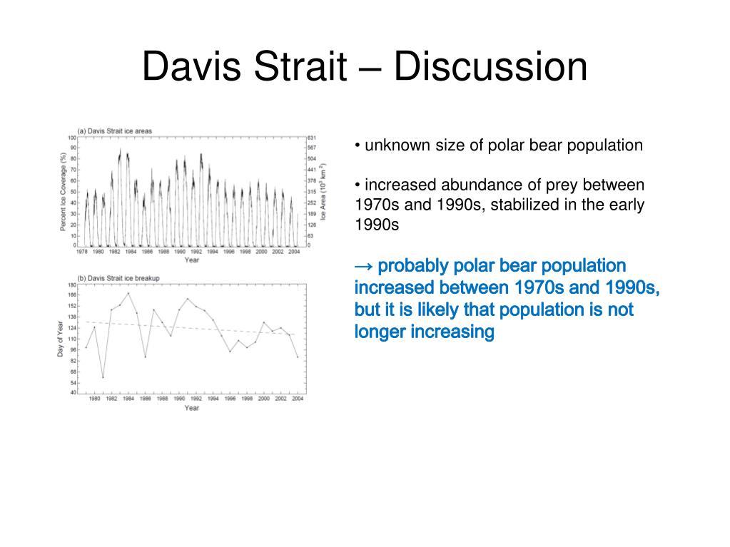 Davis Strait – Discussion