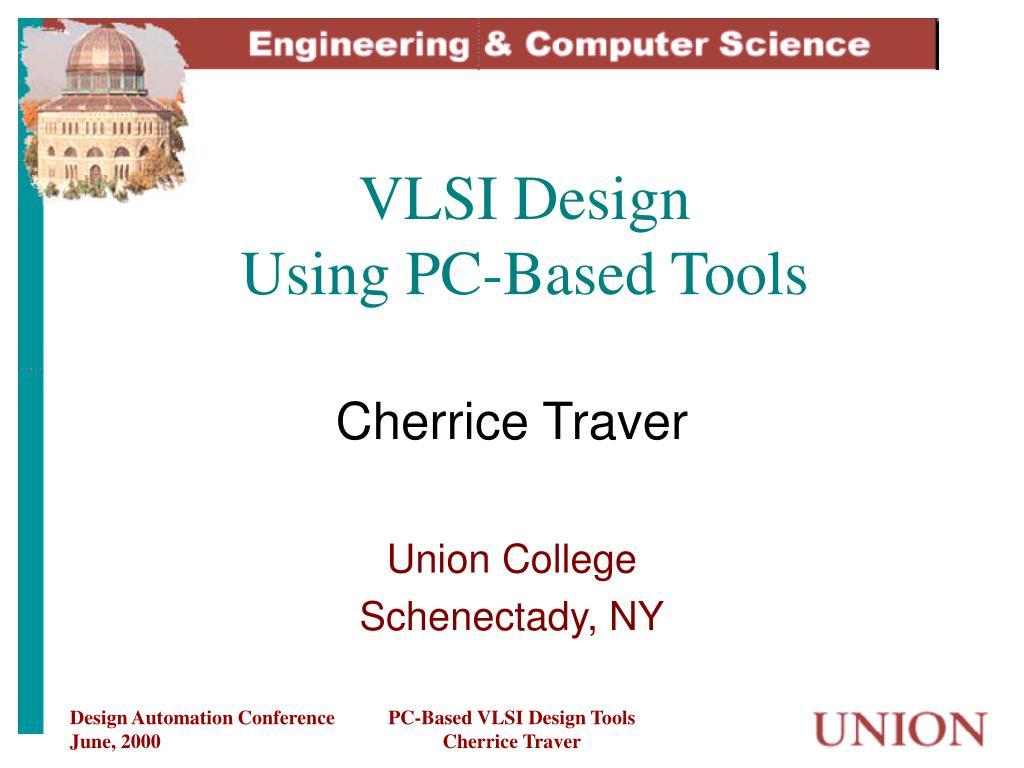Ppt Vlsi Design Using Pc Based Tools Powerpoint Presentation Free Download Id 520005