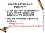 classroom practice in homework27