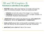 2d and 3d graphics i29