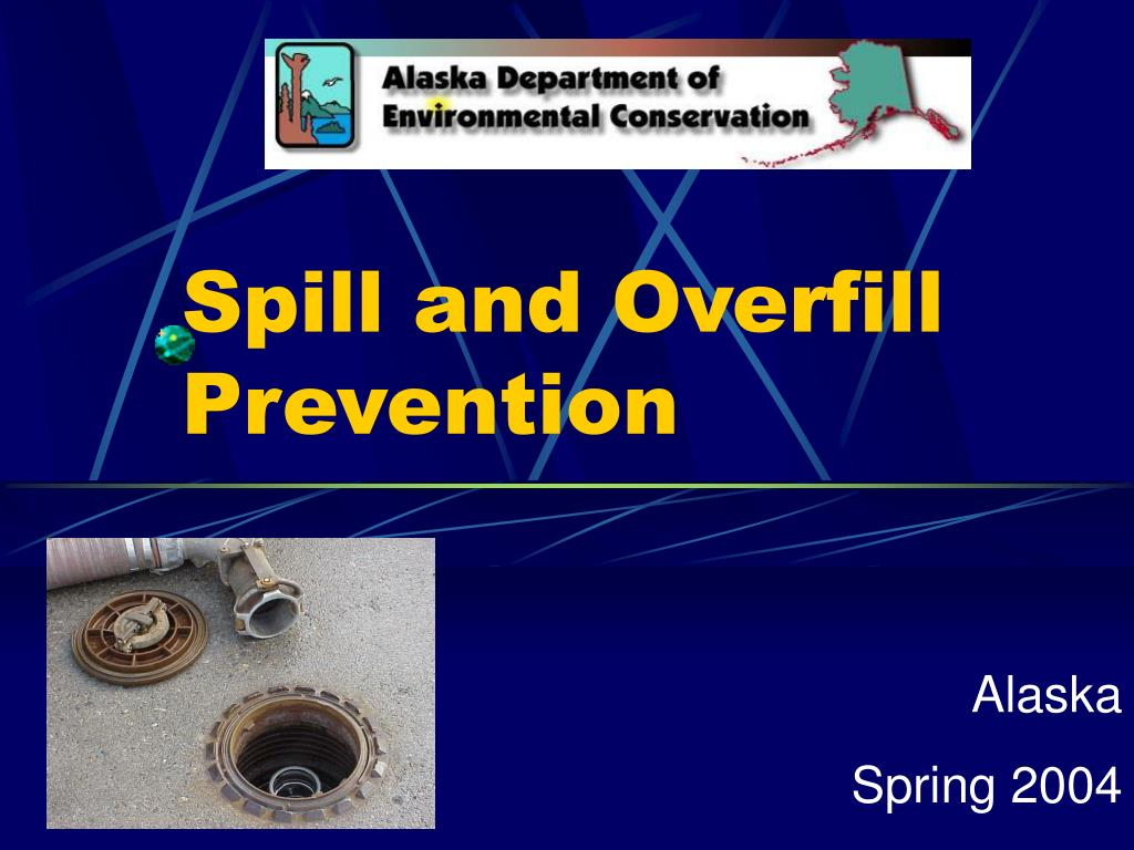 spill and overfill prevention l.