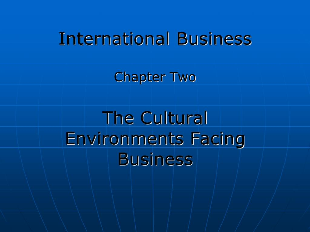 international business l.